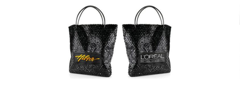 shopper rispettoso dell' ambiente glamour