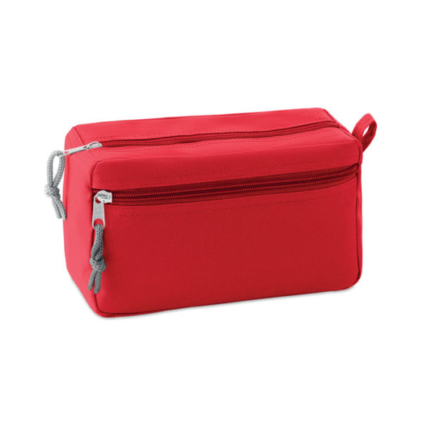 beauty case personalizzabile new & smart rosso