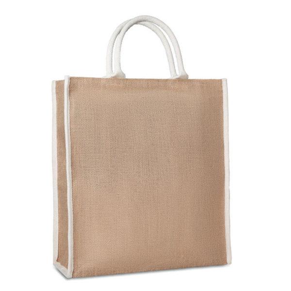 borse in juta personalizzate