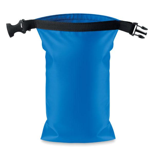 borsa impermeabile mare colore blu
