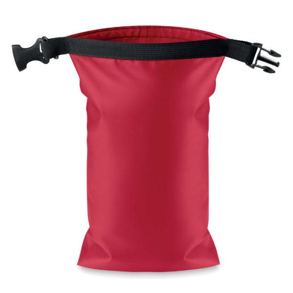 borsa impermeabile mare colore rosso