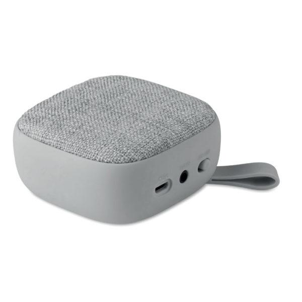 cassa bluetooth portatile grigio