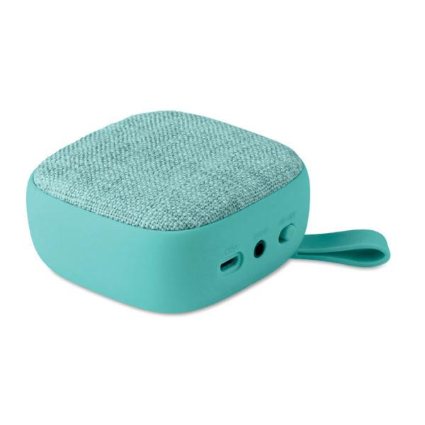 cassa bluetooth portatile verdeacqua