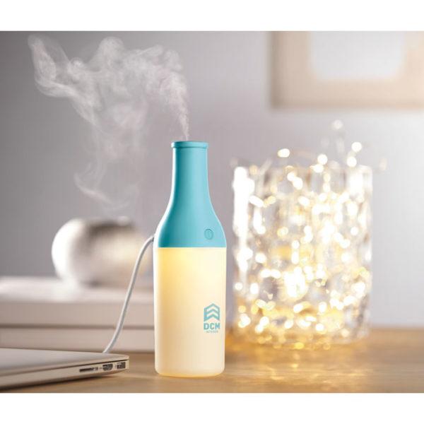 umidificatore usb con diffusore d'aromi personalizzato con logo aziendale