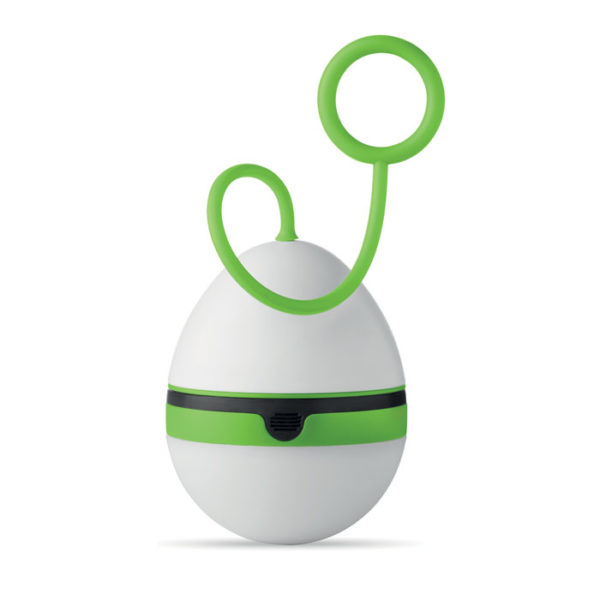 lightball luce a sospensione colore lime