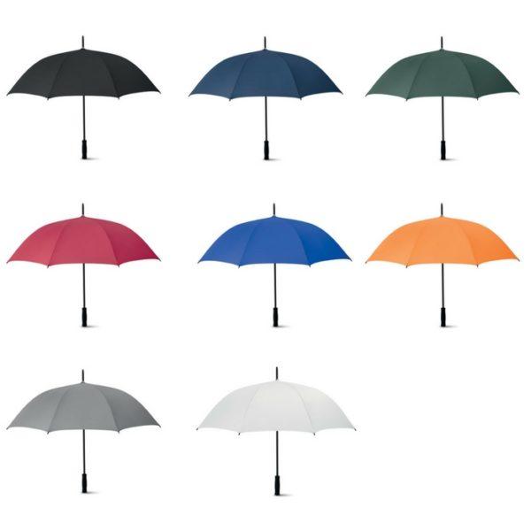 ombrello personalizzato swansea riepilogo colori