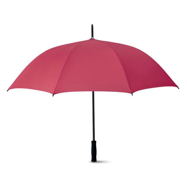 ombrello personalizzato colore rosso