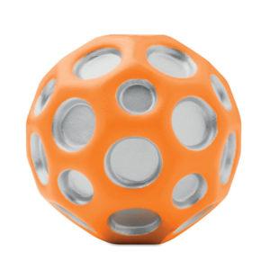 palline rimbalzanti colore arancione