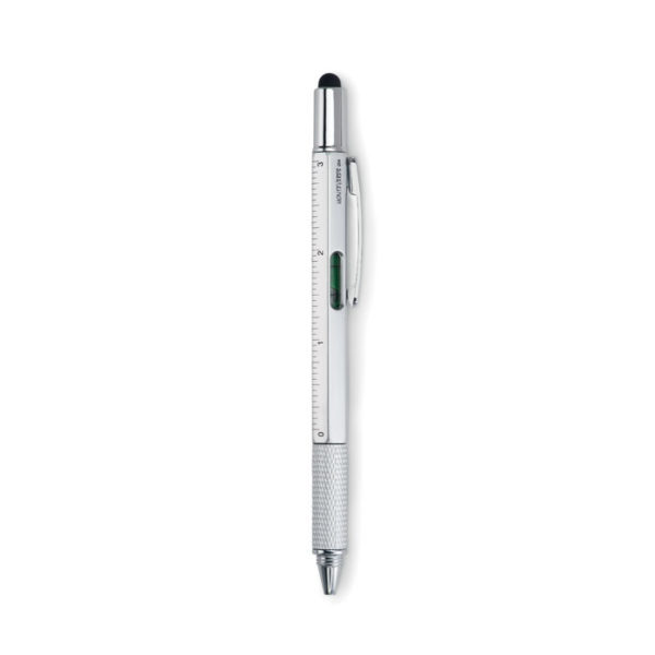 penna multifunzione colore bianco