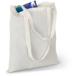 shopper cotone naturale piena