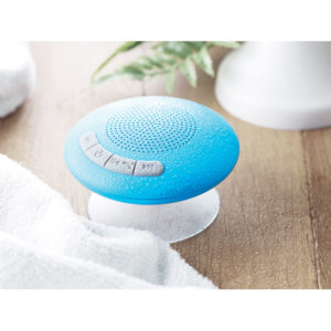 speaker bluetooth impermeabile turchese