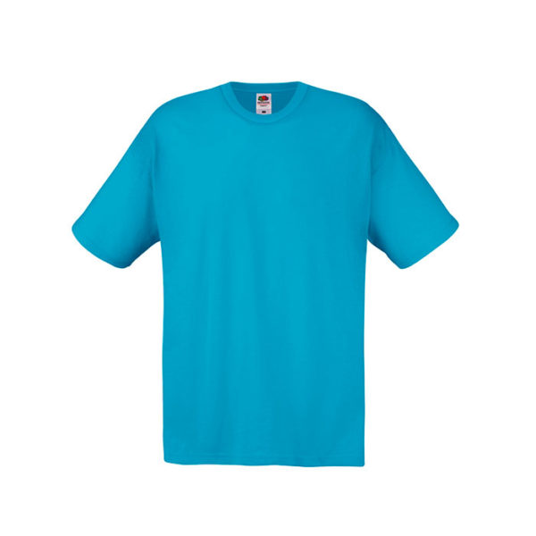 t-shirt personalizzate blu fronte
