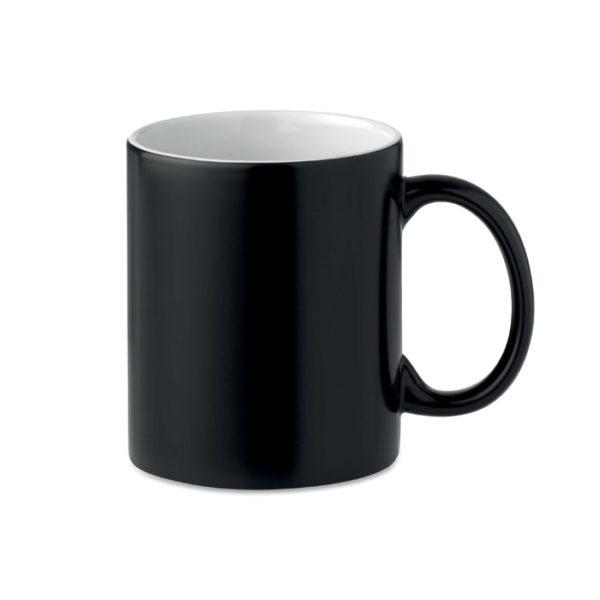 tazza cambia colore personalizzata con il tuo messaggio