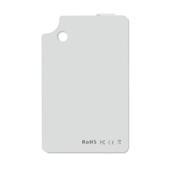 tracker gps carta di credito
