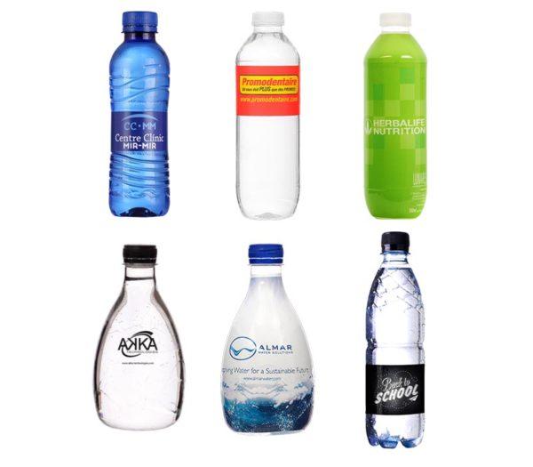 bottiglie acqua personalizzate 500ml