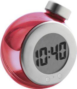 orologio acqua gadget ecosostenibili