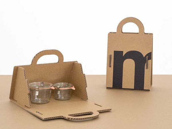 shoppers in cartone 2