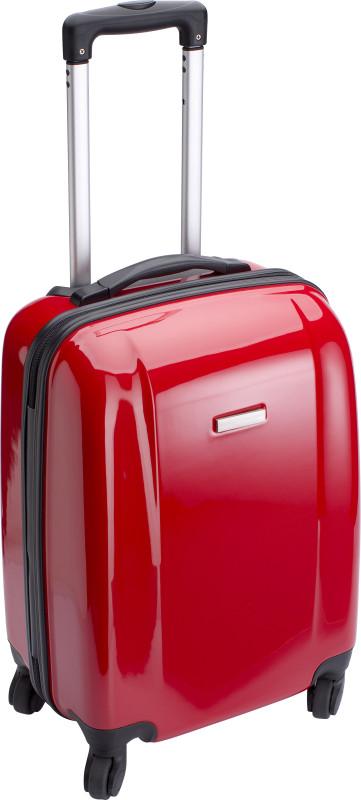trolley rigido rosso