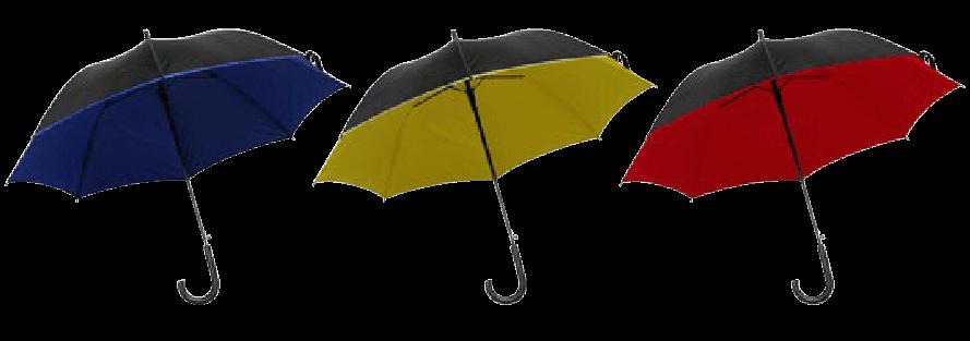 ombrelli pubblicitari colori