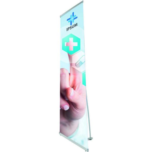 pannelli espositivi L banner