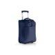 valigie in tessuto blu