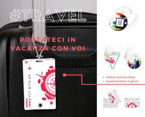 luggage tags - articoli promozionali e gadget personalizzati