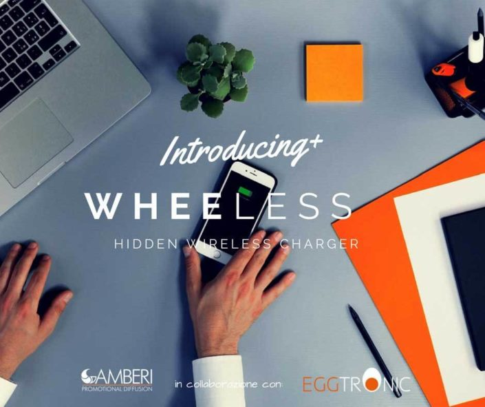 wheeless wireless charger